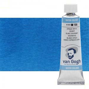 Acuarela Van Gogh color azul cobalto (10 ml)