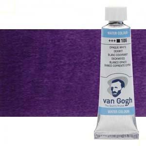 Acuarela Van Gogh color violeta azul permanente (10 ml)