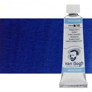 Acuarela Van Gogh color azul ftalocianina (10 ml)