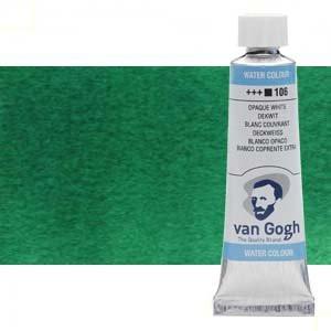 Acuarela Van Gogh color verde esmeralda (10 ml)