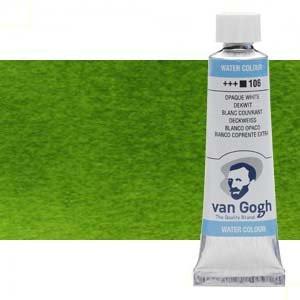 Acuarela Van Gogh color verde vejiga (10 ml)