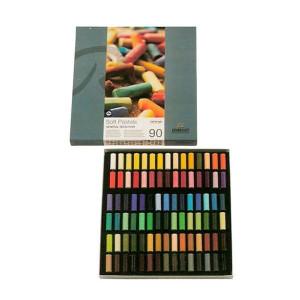 Caja pastel Rembrandt 90 medios colores, Seleccion General