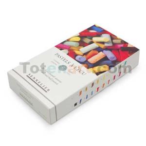 Caja medio pastel seco Ecu Sennelier 20 colores