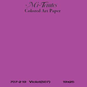 Mi-teintes Canson Violeta, 160 gr., 21X30 cm.