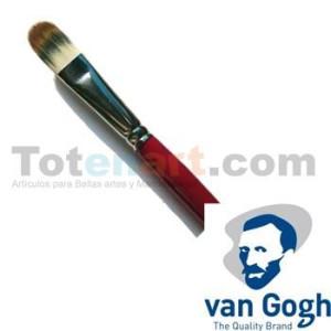 Pincel Sintetico Lengua de Gato n. 08 Van Gogh S. 277