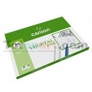 Basik Dibujo Vegetal, (minipack) 10+2 h., 90gr 29,7x42cm