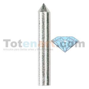 Punta recambio diamante para grabador electrico