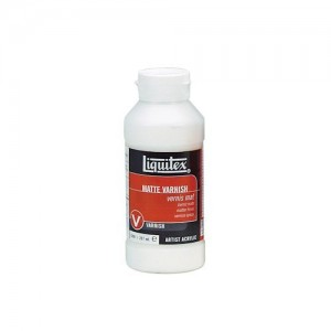Barniz Mate, Liquitex 237 ml.