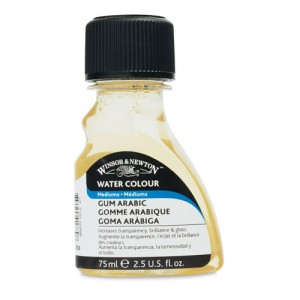 Goma arabiga, Winsor & Newton, 75 ml