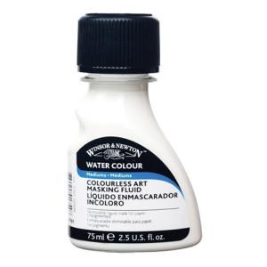 Liquido enmascarador incoloro Artists, Winsor & Newton, 75 ml