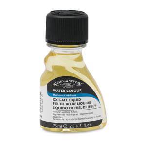 Liquido Hiel de buey, Winsor & Newton, 75 ml