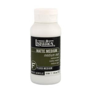 Medium Mate Ultra, Liquitex 237 ml.