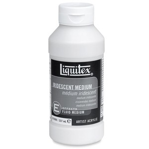 Medium Iridiscente, Liquitex 237 ml.