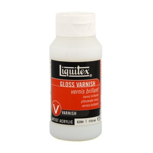 Barniz Ultra Brillante, Liquitex 118 ml.