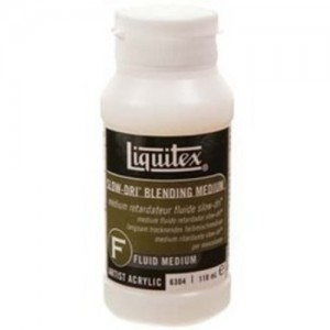 Medium Retardador Fluido Slow Dri, Liquitex 237 ml.
