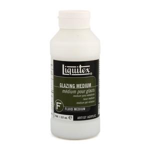 Medium para Veladuras, Liquitex 237 ml.