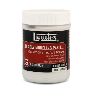 Flexible Modeling Paste, Liquitex 237 ml.