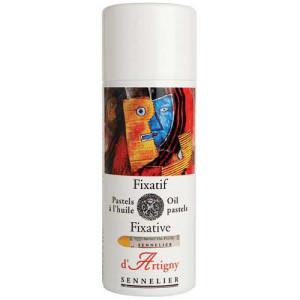 Fijativo pastel al oleo Sennelier l'Artigny, spray 400 ml
