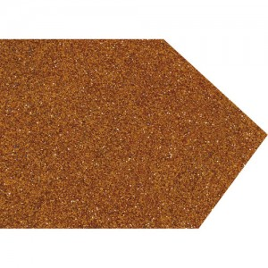 Goma Eva Oro Ducado, Super-Glitter, 60x40, 2 mm.