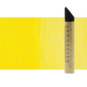Óleo en barra Sennelier 38 ml. Amarillo cadmio limón