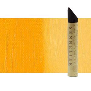 Óleo en barra Sennelier 38 ml. Amarillo cadmio oscuro