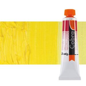 Óleo al agua Cobra Study color amarillo permanente claro (40 ml)