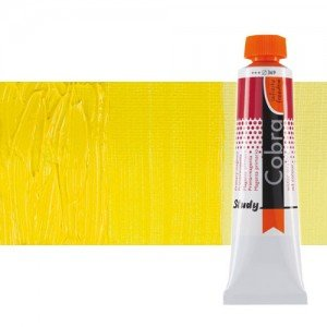 Óleo al agua Cobra Study color amarillo primario (40 ml)