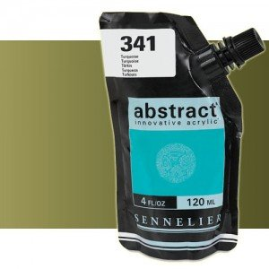 totenart-Acrilico Sennelier Abstract Bronce Iridescente 022, 120 ml.