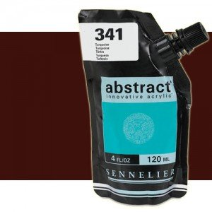 totenart-Acrilico Sennelier Abstract Tierra Siena Tostada 211, 120 ml.