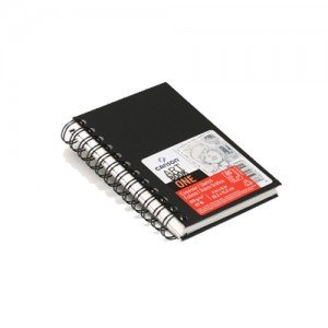 Totenart-Block Art Book One Canson, 14x21.6 cm, 100 gr, 80 h.