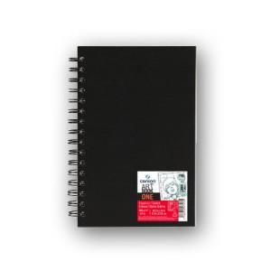 Totenart-Block Art Book One Canson, 21.6x27.9 cm, 100 gr, 80 h.