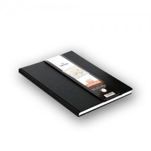 Totenart-Block Art Book Universal Canson, 10.2x15.2 cm, 96 gr, 112 h.