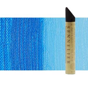 Óleo en barra Sennelier 38 ml. Azul ceruleo