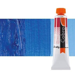 Óleo al agua Cobra Study color azul cobalto ultramar (40 ml)
