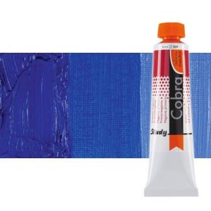 Óleo al agua Cobra Study color azul ultramar (200 ml)