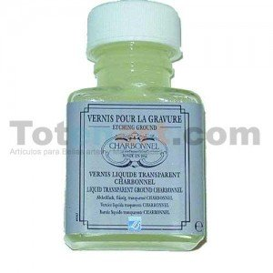 Barniz Retoque Liquido transparente, Charbonnel, 075 ml.