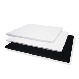 Carton Pluma NEGRO, 5 mm., 50x70 cm.