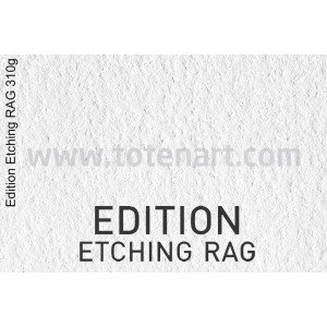 Infinity Edition Etching Rag, 310 gr., Rollo 1,118x15,24 mts.