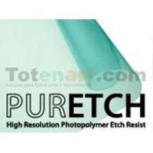 Film Fotopolimero Puretch, Bobina 61cm. x 3 metros
