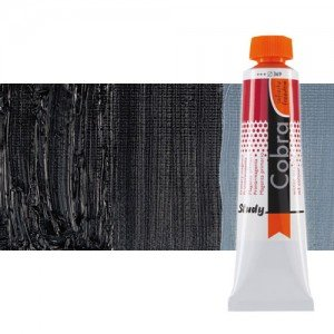Óleo al agua Cobra Study color gris Payne (200 ml)