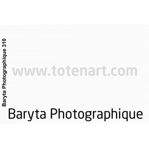 Baryta Photographique, 310 gr., Rollo 1,27x15,24 mts.