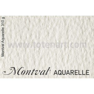 Infinity Montval Aquarelle, 310 gr., Rollo 0,61x15,24 mts.