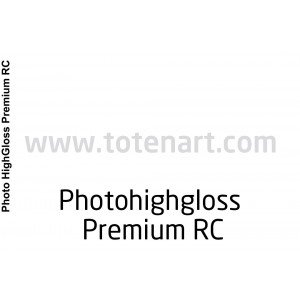 Infinity Photohighgloss Premium RC, 315 gr., Rollo 1,27x15,24 mt