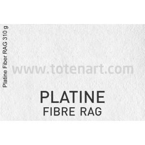 Infinity Platine Fibre Rag, 310 gr., A4, caja 10 uds.