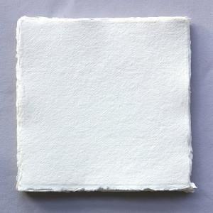 Artesano Grabado khadi, 20x20, 320 gr.