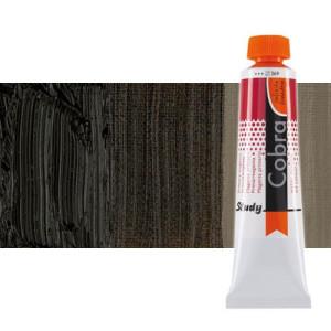 Óleo al agua Cobra Study color pardo Van Dyck (40 ml)