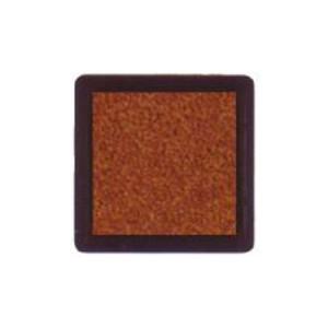 Tinta para sellos cacao, 3x3 cm, Nellie Snellen al agua