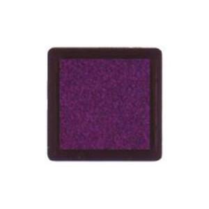 Tinta para sellos morado, 3x3 cm, Nellie Snellen al agua