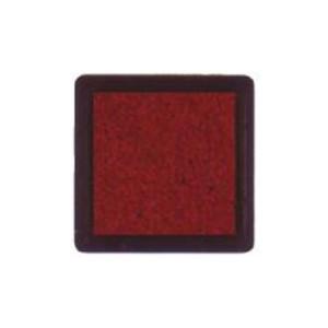 Tinta para sellos rubi, 3x3 cm, Nellie Snellen al agua