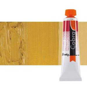 Óleo al agua Cobra Study color ocre amarillo (40 ml)